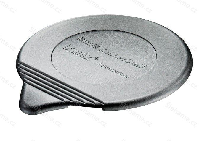 Bamix Náhradní víčko nádoby 1 l s držadlem, černé