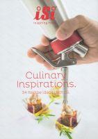 Kuchařka pro šlehače iSi CULINARY INSPIRATIONS
