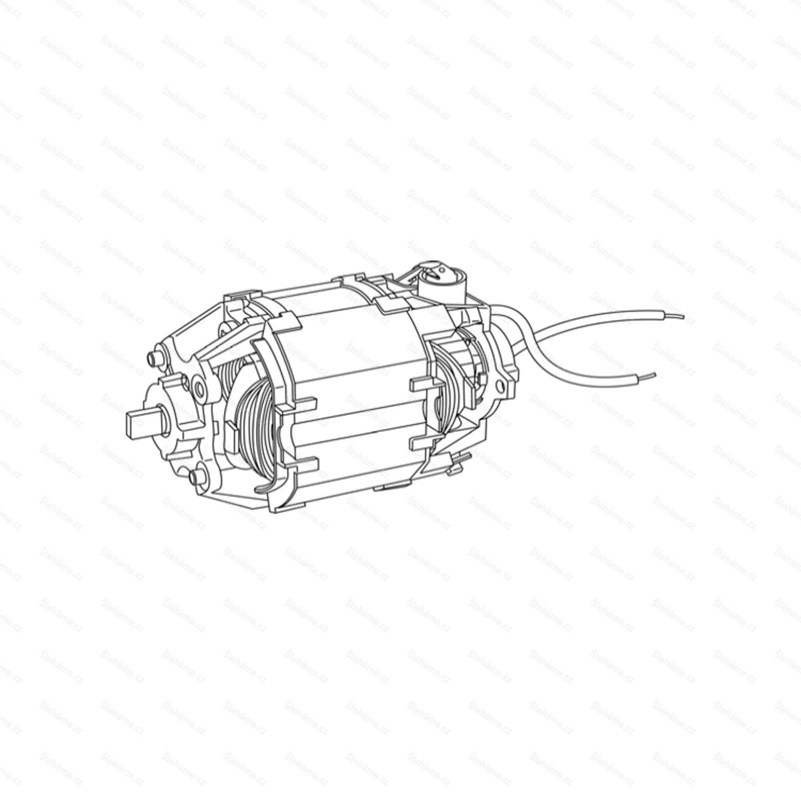 Motor Bamix M200