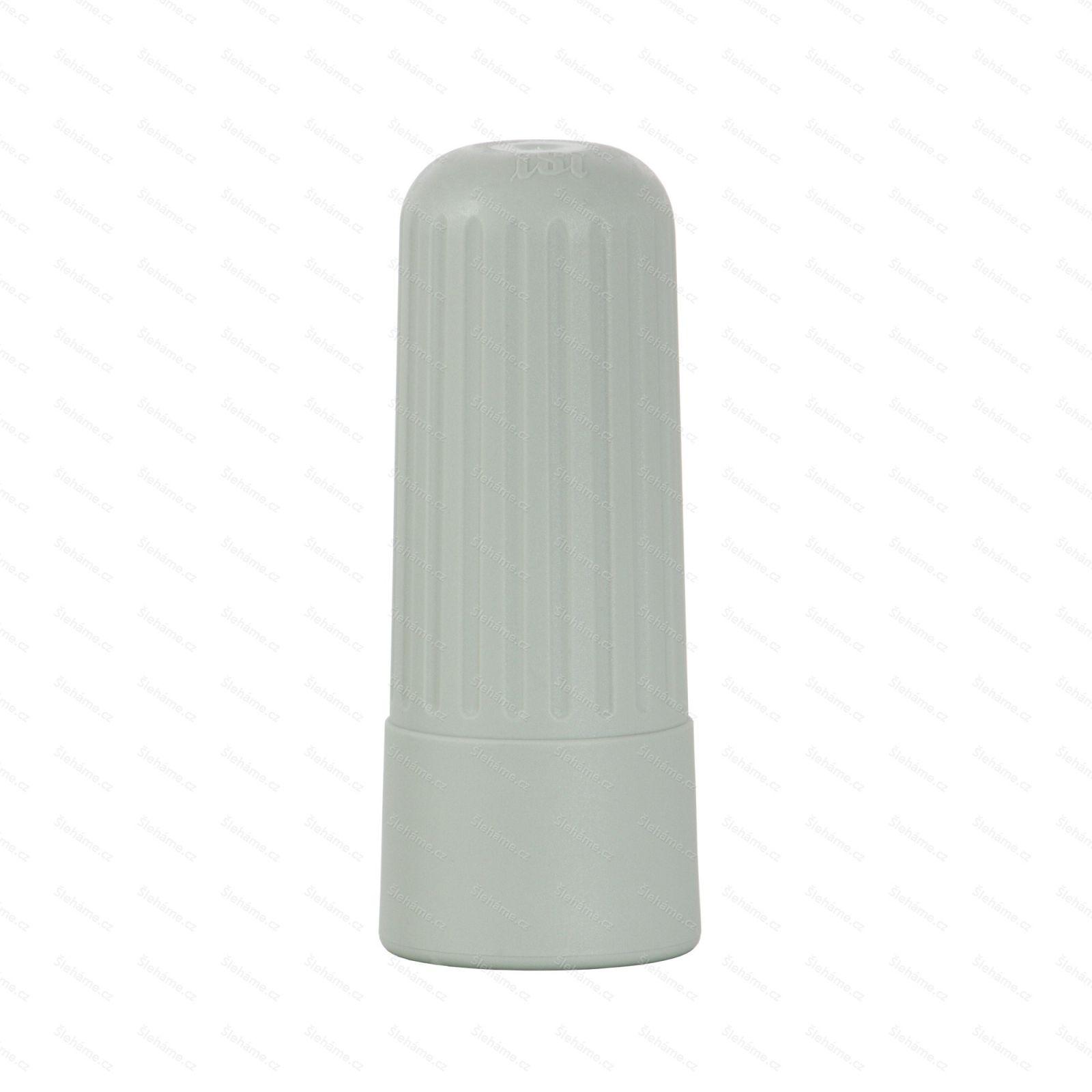 Držák bombičky iSi, šedý (vnitřní závit)