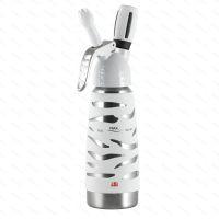Šlehačková láhev iSi DESSERT WHIP PLUS 0.5 l, bílá
