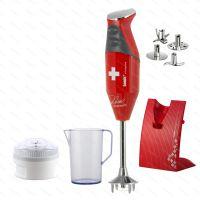 Zobrazit detail - bamix® SWISS LINE M200 - Pohlreich Selection, červený