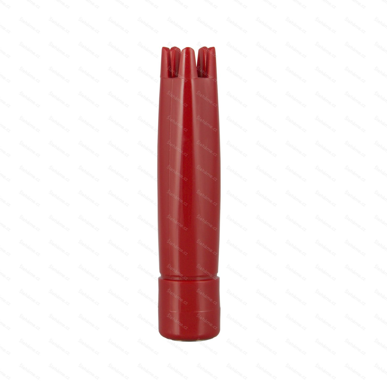 Zdobící tryska základní, červená