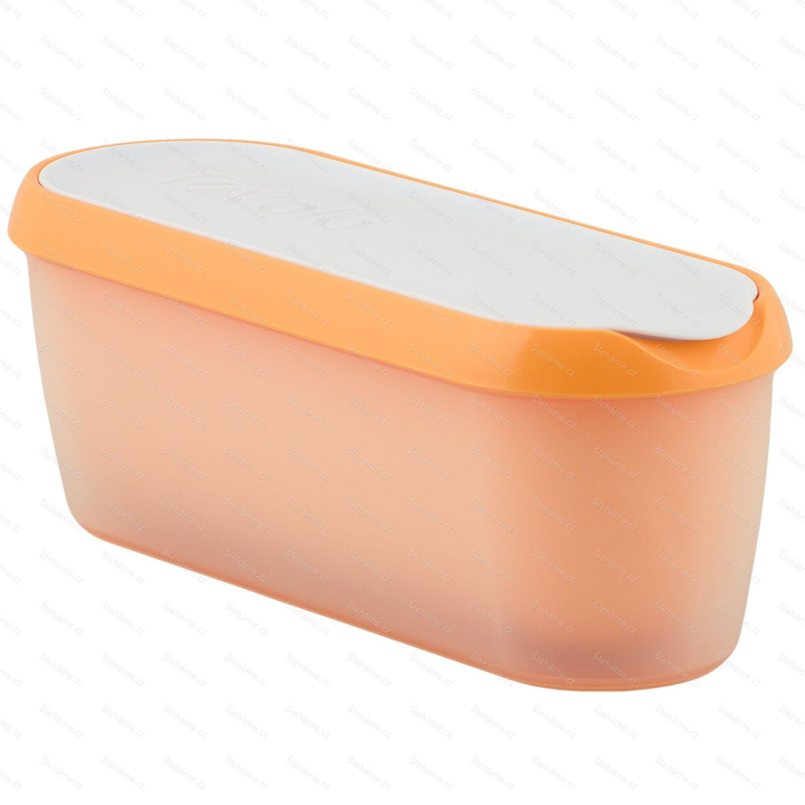Box na zmrzlinu Tovolo GLIDE-A-SCOOP 1.4 l, pomerančový