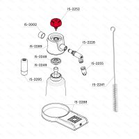 Dávkovací tlačítko pro šlehače iSi THERMO XPRESS WHIP