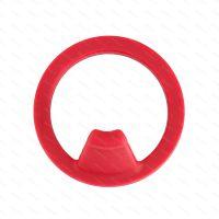 Zobrazit detail - Těsnění s uchem pod hlavu iSi, červené