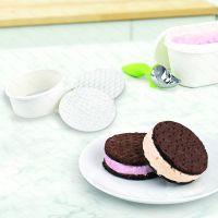 Tvořítko na zmrzlinové sendviče Tovolo, kulaté