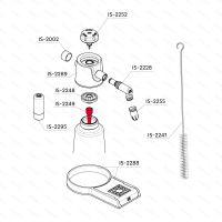 Výtlačná trubice pro šlehače iSi THERMO XPRESS WHIP