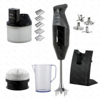 Zobrazit detail - bamix® SWISS LINE M200 - SuperSet, černý (outlet)