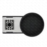 Podstavec s odkapávačem pro šlehače iSi THERMO XPRESS WHIP