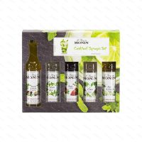 Sada sirupů Monin Cocktail Set, 5x 50 ml