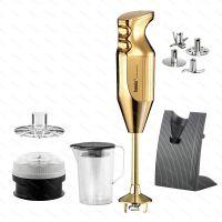 Tyčový mixér bamix® LUXURY LINE M200, zlatý