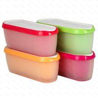 Ice cream tub Tovolo GLIDE-A-SCOOP 1.4 l, strawberry sorbet