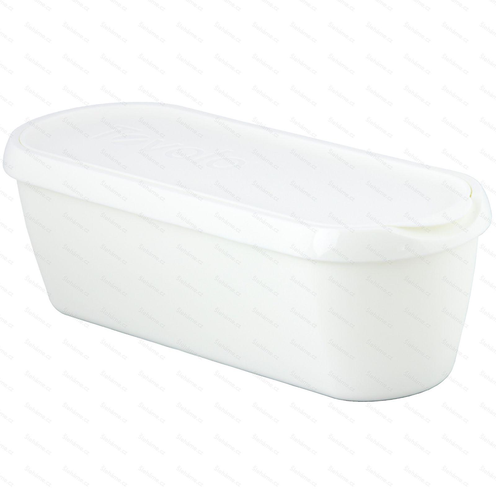Vanička na zmrzlinu Tovolo GLIDE-A-SCOOP 2.4 l, bílá