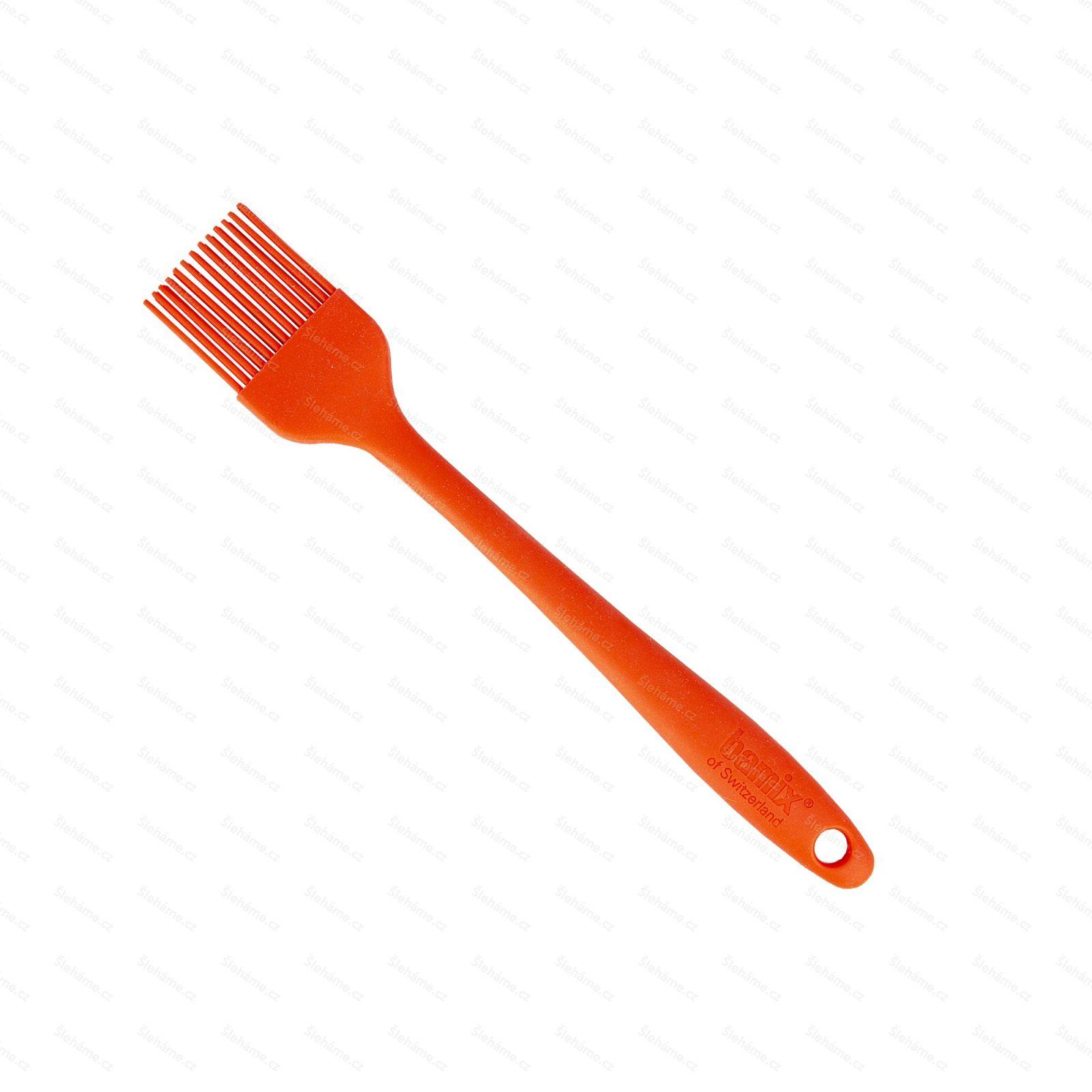 Mašlovačka Bamix silikonová, červená