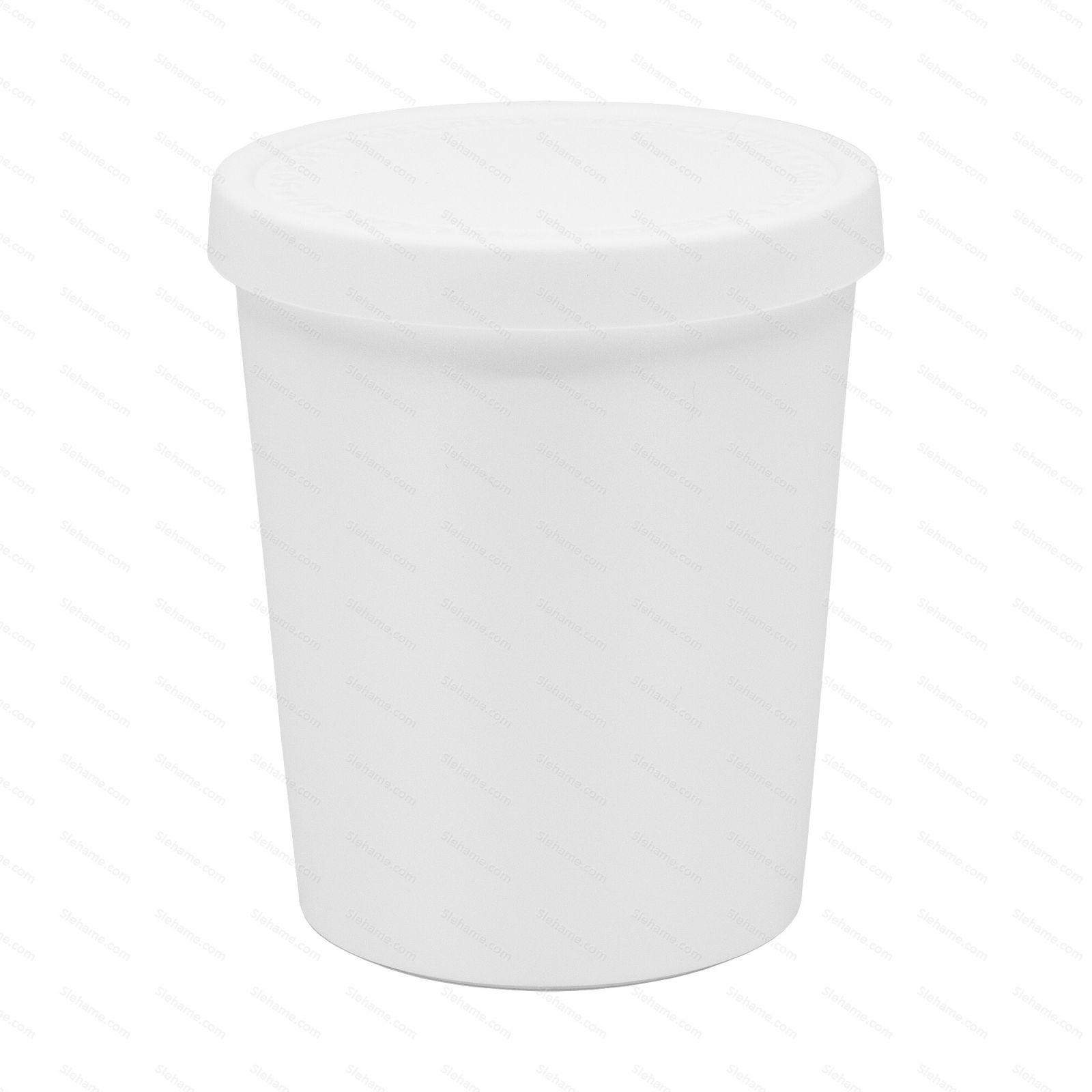 Ice cream tub Tovolo SWEET TREAT 1.0 l, white