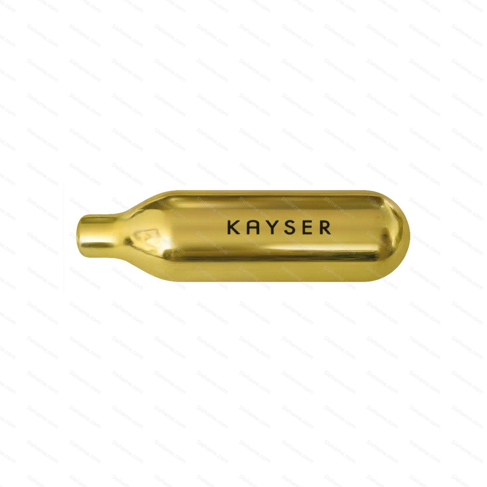 Sifonová bombička Kayser 7.5 g CO2