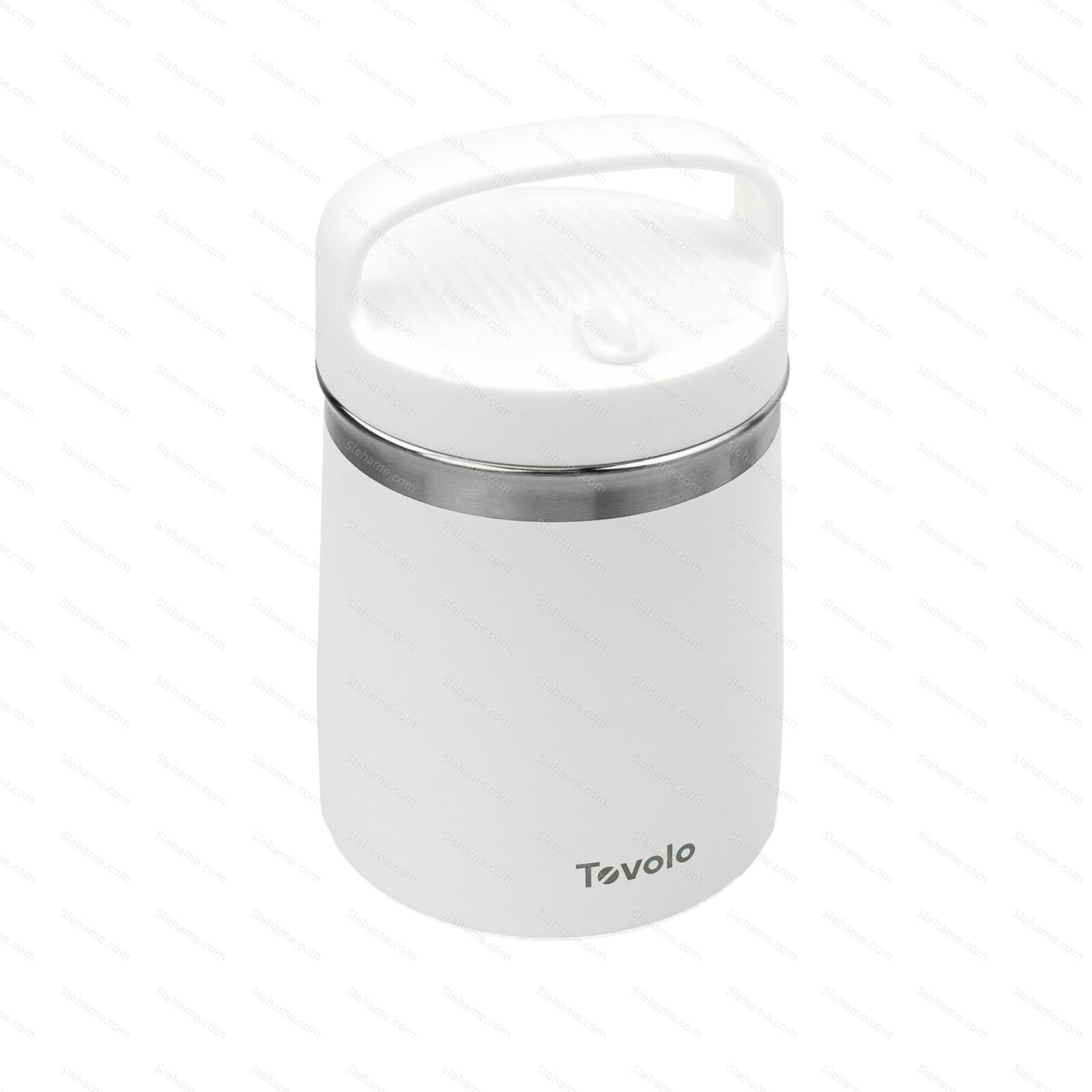 Termoska na zmrzlinu Tovolo 1.7 l, bílá